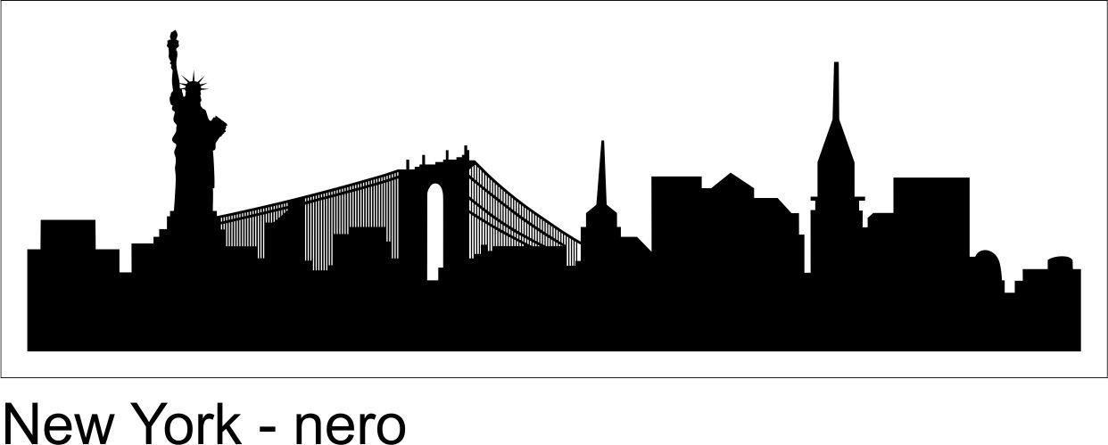 New york f lli gregorio for Disegni new york